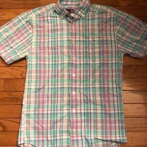 Vineyard Vines Men's Button Down Shirt, Size XS